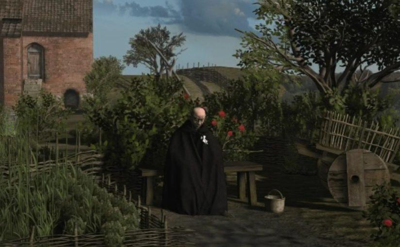 Kulturarven gamified. Del 1. At konkretisere middelalderens liv med fire lægeurter i et spil