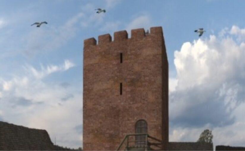 Kulturarven gamified. Del 3. At bygge et tårn (Tidslommen)